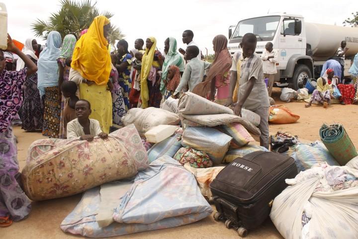 IDPs in Adamawa State (Photo: Internet)
