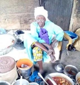 Late Hajia Fati Koko N1m Donor During APC Campaign