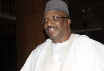 Minister of Interior, Lt. Gen.Abdurahman Bello Dambazau CFR, PhD