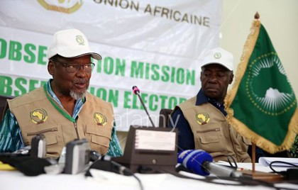 Africa Union Election Observer Mission