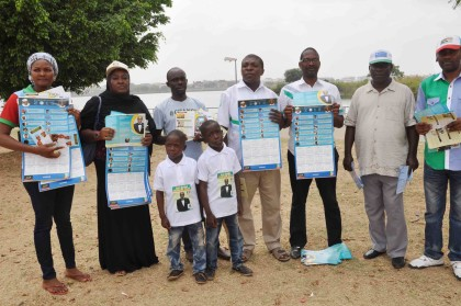 Members of Global Buhari Support Group
