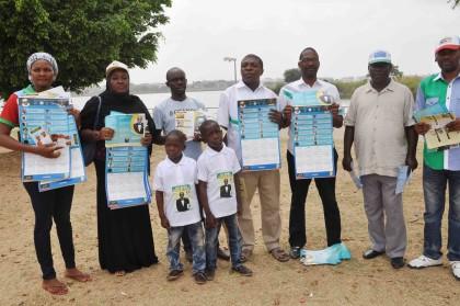 Members of Global Buhari Support Group