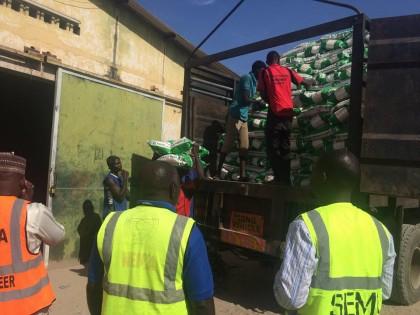 Food Supply In Borno IDP's