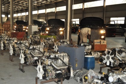 Innoson Car Factory In Nigeria