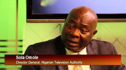 Sola Omole Former DG NTA