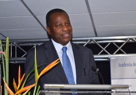 Minister for Foreign Affairs, Geoffrey Onyeama