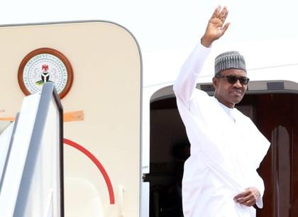 President Buhari Exit to Saudi Arabia