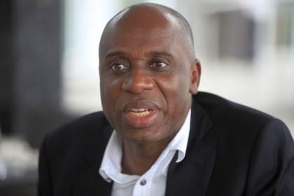Chibuike Rotimi Amaechi, Minister of Transport