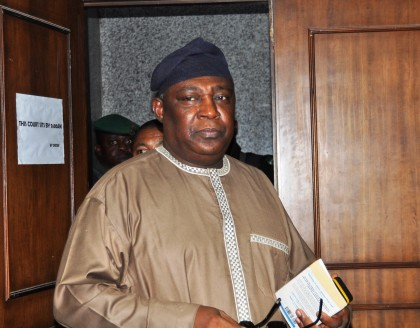 Alex Badeh arraigned by the EFCC