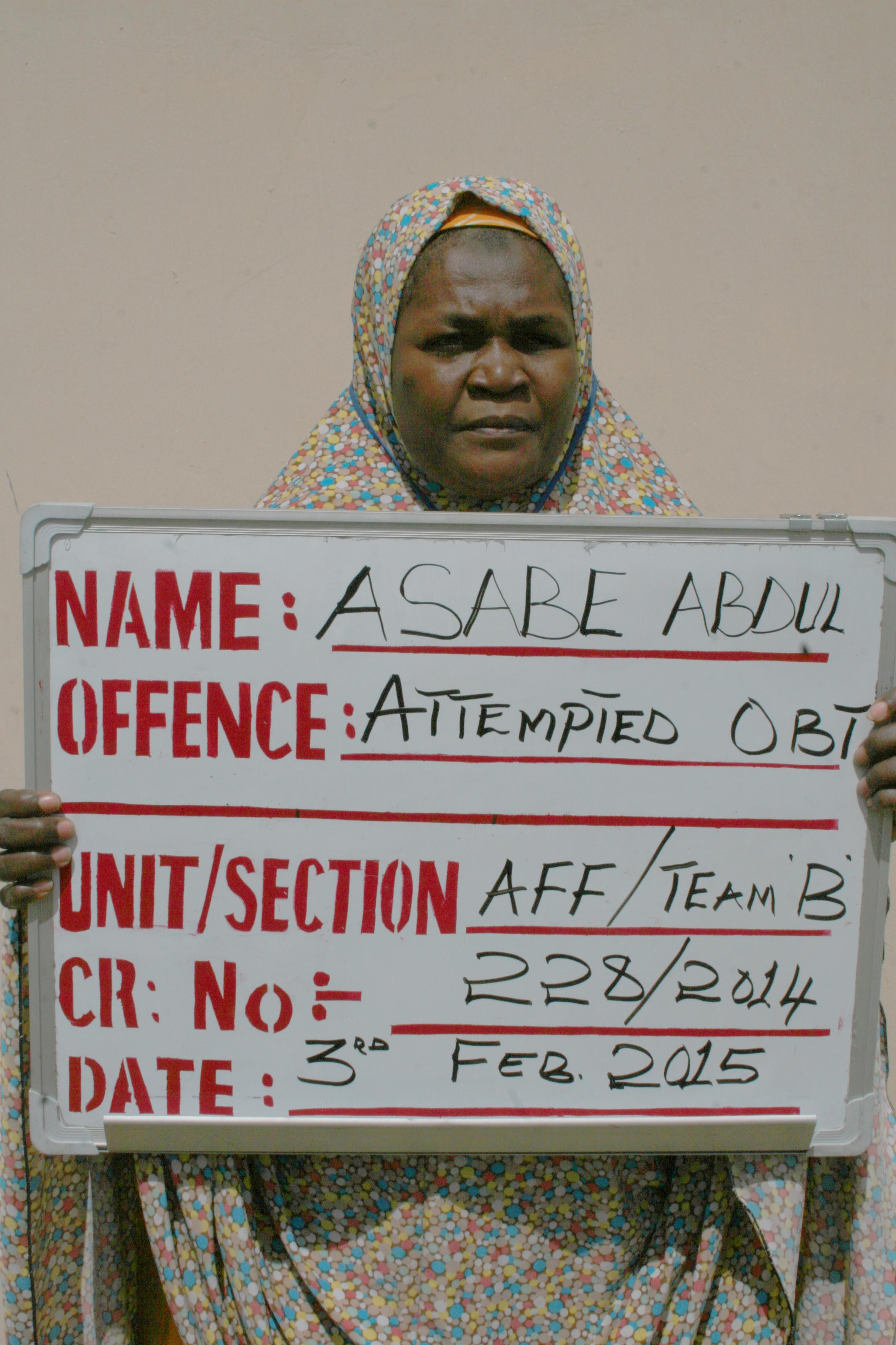 Asabe Abdul