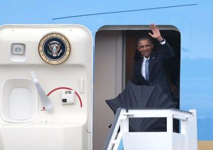 Barack Obama U.S President