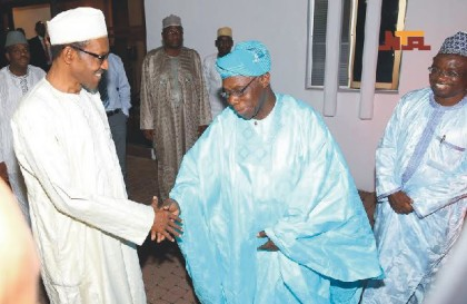 Presidency Reacts to Obasanjo's Letter