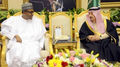 President Buhari and King Salman