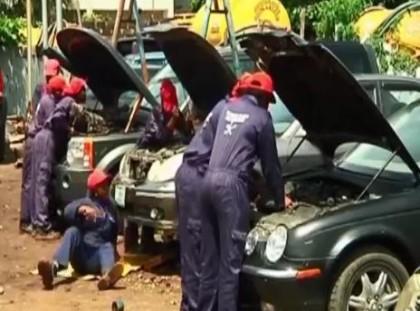 The Lady Mechanics