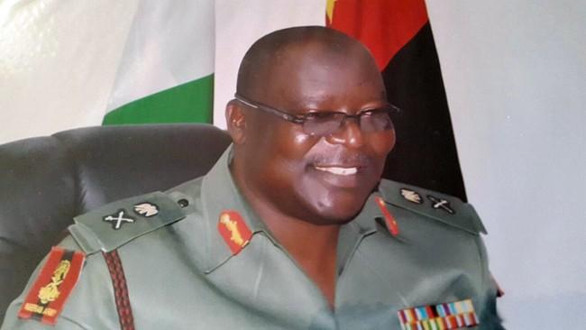 Major General Yusha'u Mahmood Abubakar