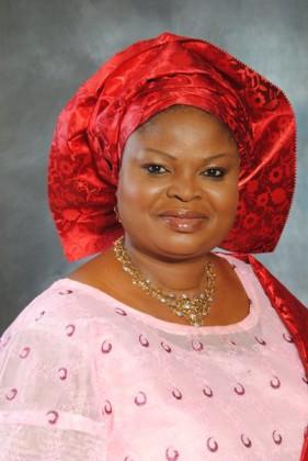 Mrs. Orelope-Adefulire, Deputy of Former Lagos State Governor Fashola