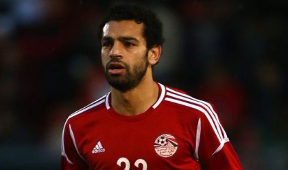 Mohammed Salah of Egypt