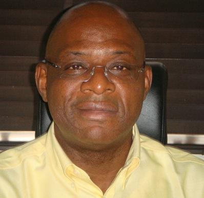 Temisan Omatseye. Former DG of NIMASA
