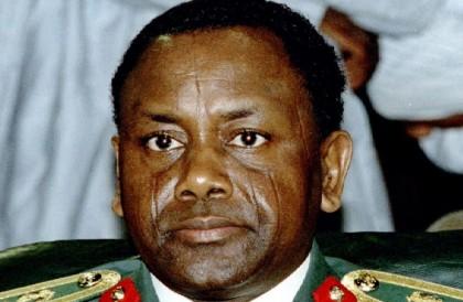 Late General Sani Abacha