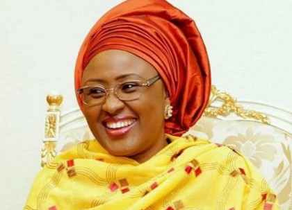 Aisha Buhari Nigeria's Wife of The President