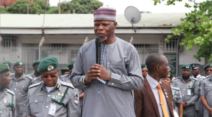 BREAKING: Highest Ever Generated Revenue by Any Comptroller General of Customs within a Year