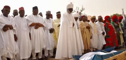 President Buhari Extols Gov. Ganduje's Mother's Virtues