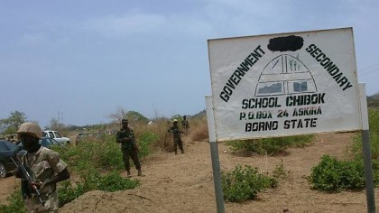 Chinook Secondary School, Chibok Town