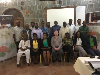 AU Training Participants