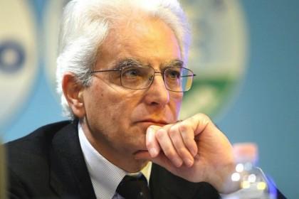 Sergio Mattarella Italian President