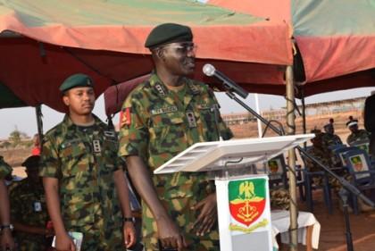 Tukur Yusuf Buratai Chief of Army Staff
