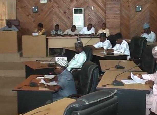 Kogi State House of Assembly Sitting in Lokoja