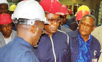 NNPC Prepares Staff For Global Oil Trading