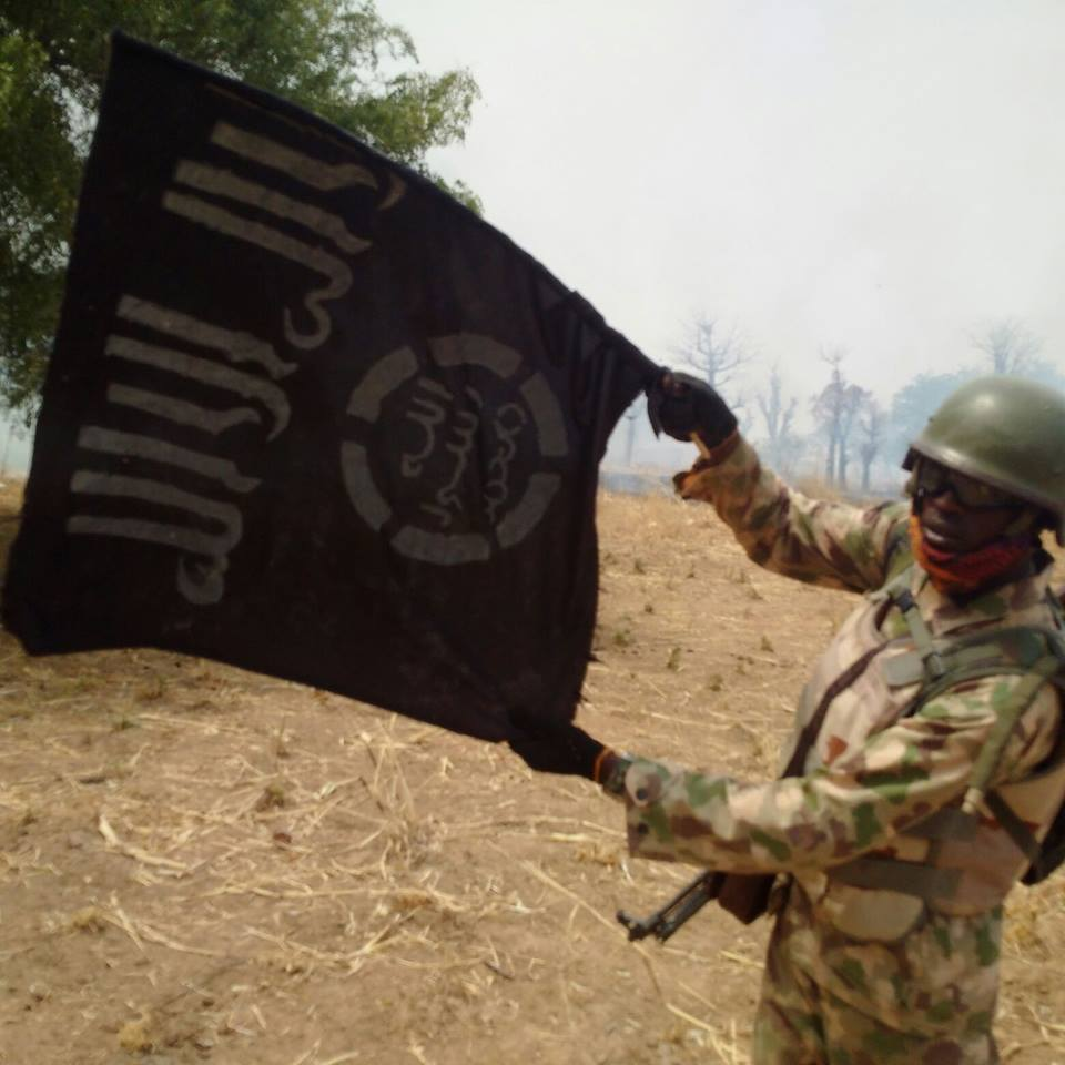 Spiritual Power Base of Boko Haram In Alagarno Forest