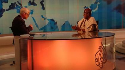 Minister of Information On Aljazeera