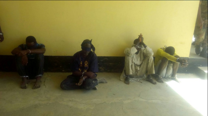 Boko Haram Spies Arrested In Bauchi