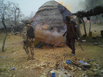 Army Clears Doksa In Borno State
