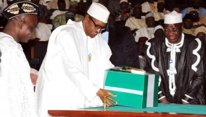 President Buhari Presents #Budget2016
