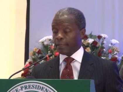 Yemi Osinbajo Vice President of Nigeria