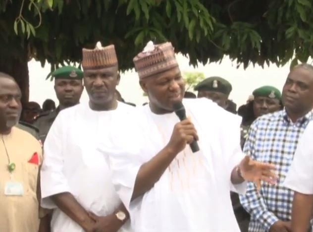 Yakubu Dogara Speaker of the House of Representatives