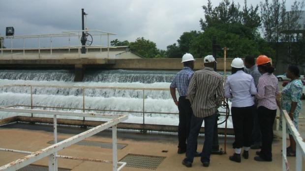 water jobs