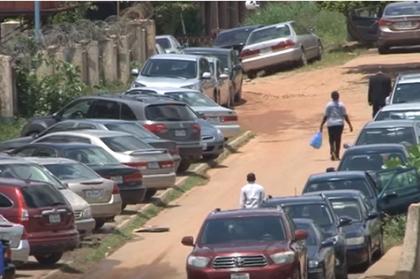 Abuja Parking 7