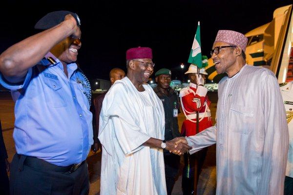 Buhari-returns