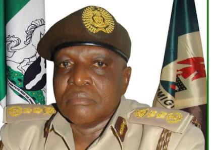 NIS Comptroller-General, Martin Abeshi