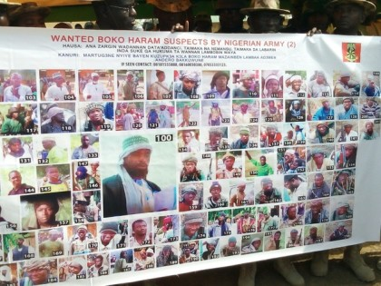 Number 96 on The Boko Haram Wanted List Arrested