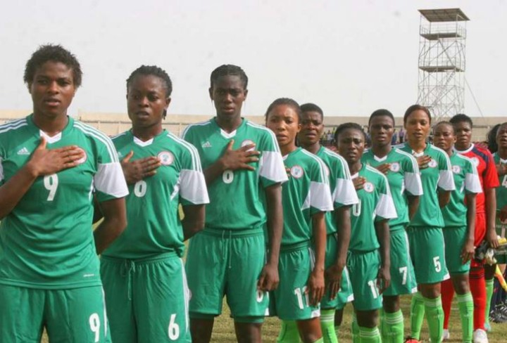 Super Falcons are set to reverse the pin-fall handed the Super Eagles 16 years ago by the Indomitable Lions, in the AWCON final going on in Yaounde.
