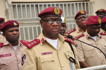 FRSC Approves Establishment of 30 Road Camps