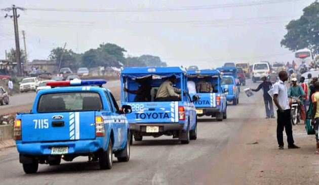 "FRSC impounds 3 articulated vehicles as "" Operation Scorpion II"" begins in Oyo"