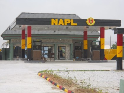 First Nigerian Army Fuel And Gas Service Station, Minna, Niger State