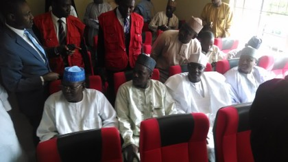 Former Jigawa State Governor In Court