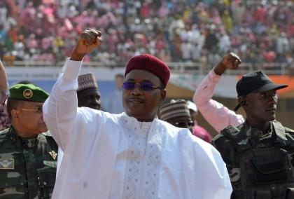 Mahamadou Issoufou Niger's President